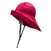 C4S Southwester Hat Red
