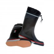 Sailing Boots long Black