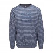 KW Adriano Sweat Blue Melange
