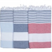 KW Beach Towel Navy