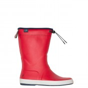 KW Womens Rubber Boot KW Red