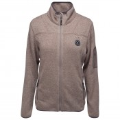 KW Etta fleece DAM Taupe