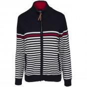 KW Christine WB Navy/Pearl/red