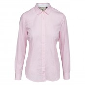 Hastings Shirt DAM Lt Pink/Whi