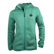 KW Fleece Hoodile Mint