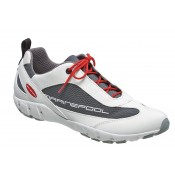 MP Team Pro Tec Shoe white