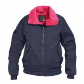 Anholt Ladies Jkt Navy
