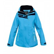 Brisbane Ladies Jkt Blue
