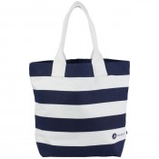 Beach Bag Ecru/SR Navy